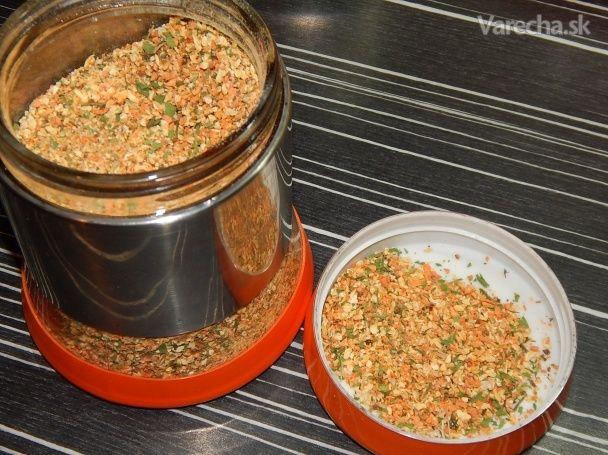 Domáca vegeta - Recept