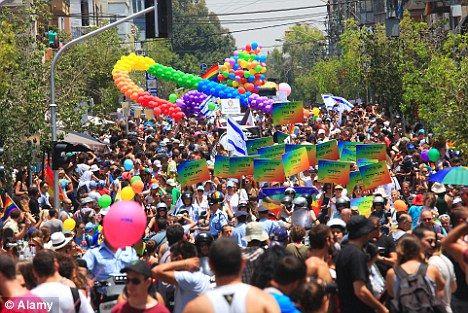 Tel Aviv named Word's best gay city. Very cool.     http://www.dailymail.co.uk/news/article-2088319/Tel-Aviv-trumps-New-York-named-worlds-best-gay-city.html