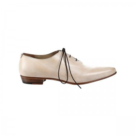 Lacrom - Maria Biandr - Silvio Unisex Derby shoes in calf.