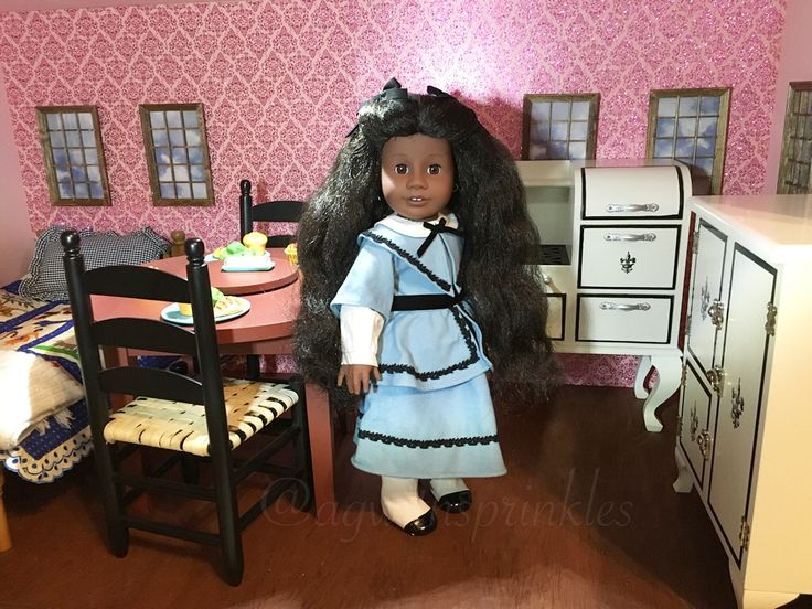 Addy Walker Doll Room