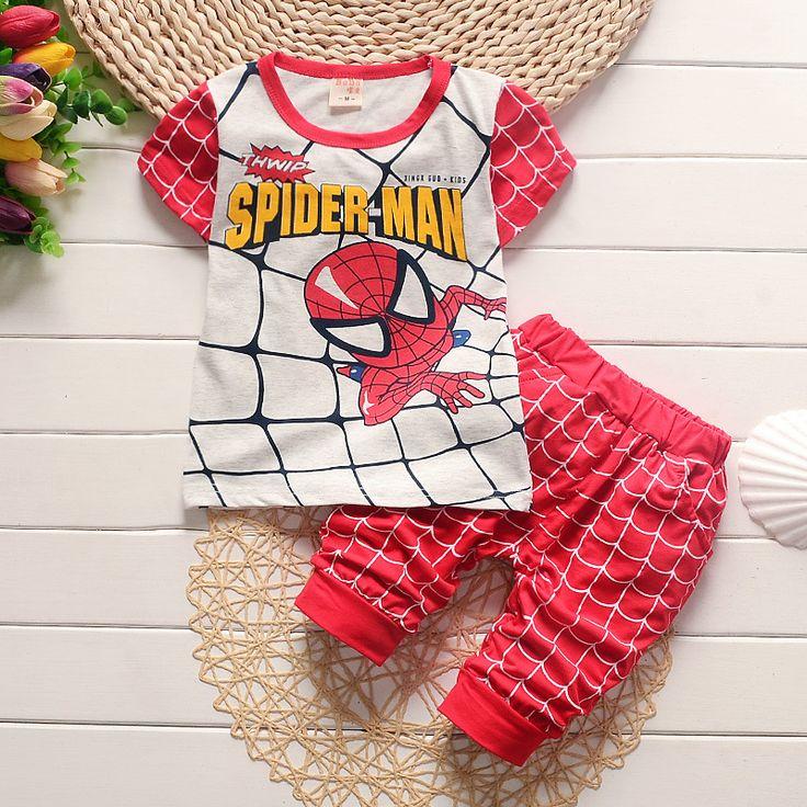 $9.23 (Buy here: https://alitems.com/g/1e8d114494ebda23ff8b16525dc3e8/?i=5&ulp=https%3A%2F%2Fwww.aliexpress.com%2Fitem%2FBaby-Boys-Clothes-Spiderman-2016-Summer-Causal-Kids-Clothes-Boys-Sport-Suit-Children-Clothing-Set-Toddler%2F32688163371.html ) Baby Bo