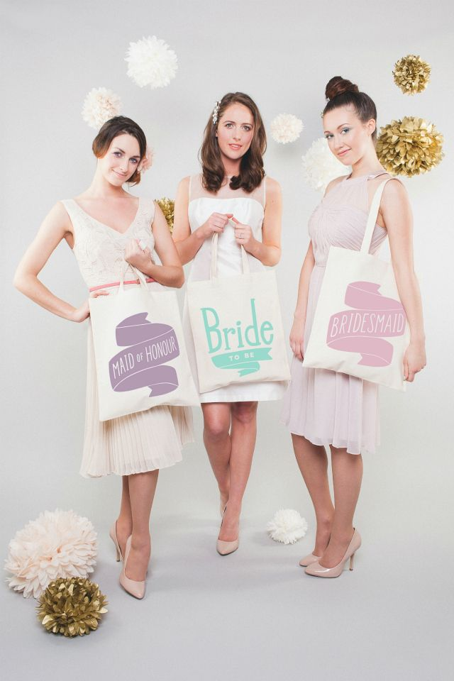 HenBox Hen Party Tote Bags