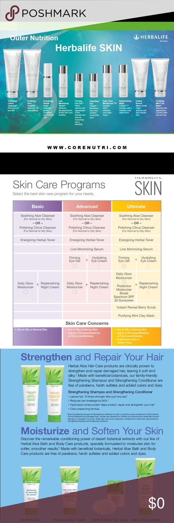 Care herbal life product skin - Herbalife Skin Products Normal Dry Oily Skin Herbalife Skin Is Solution Based