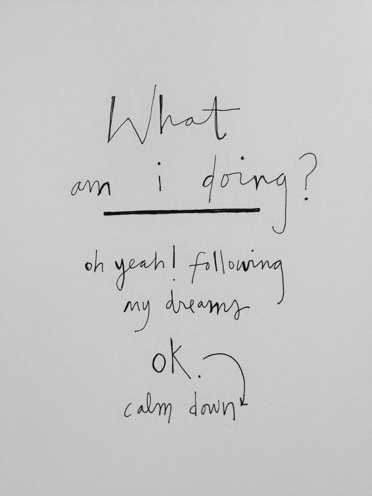"""Как успевать больше: Получать вдохновение, мечтать по-крупному и говорить """"да"""". Часть 2"""