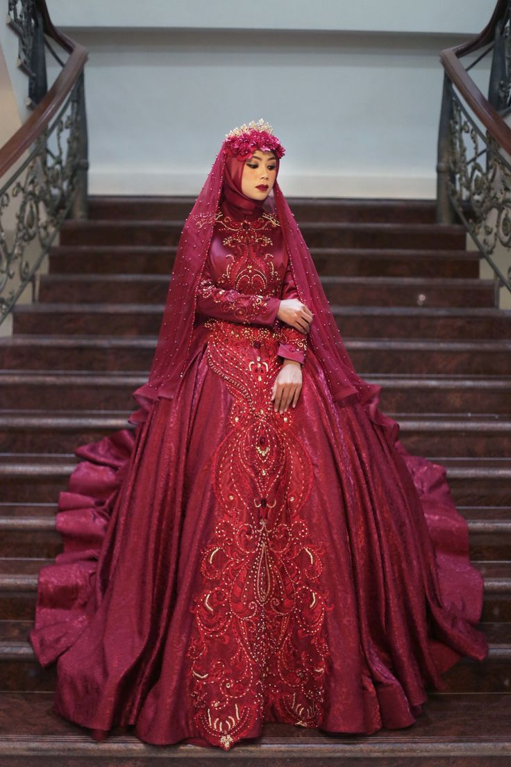 Deep Heart Fahion Parade by Laksmi Islamic Bride Part 2 by LAKSMI - Kebaya Muslimah & Islamic Wedding Service - 003