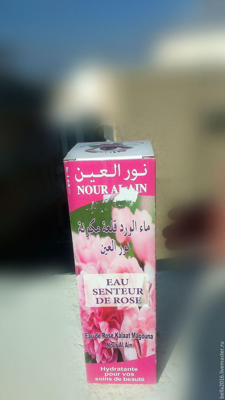 Купить Розовая вода тоник - Косметика ручной работы, натуральная косметика, розовая вода
