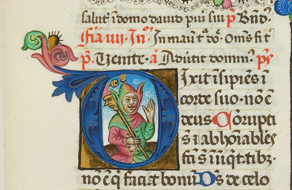 Breviary, MS G.7 fol. 18r - Images from Medieval and Renaissance Manuscripts - The Morgan Library & Museum