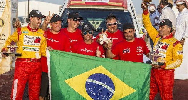 Mundial de Rally Cross Country: Varela e Gugelmin voltam ao palco de vitória na Espanha | VeloxTV