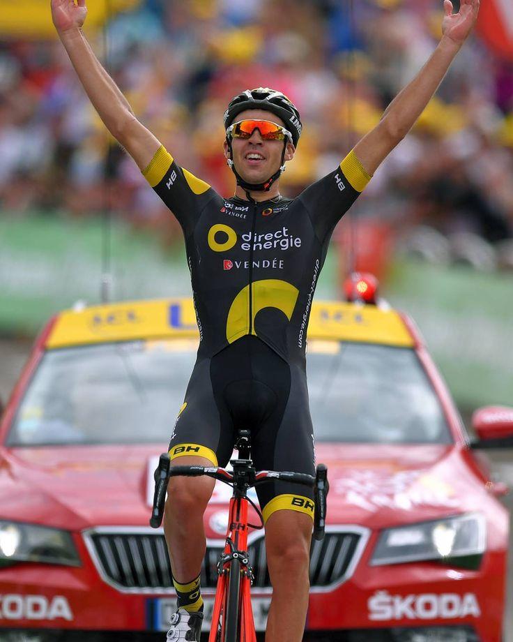 Lilian Calmejane wins Stage 9 Tour de France 2017 @bettiniphoto