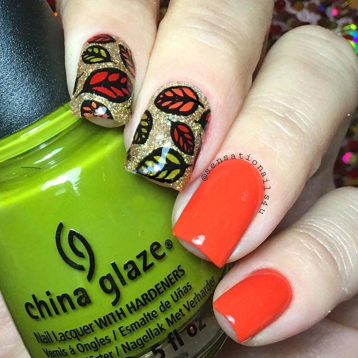 Mejores 770 imágenes de Nails: Art & Designs en Pinterest | Arte de ...