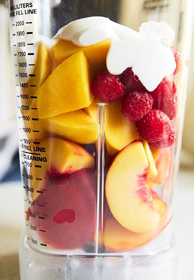Delicious and healthy peach smoothie recipes for any taste. Peach mango…