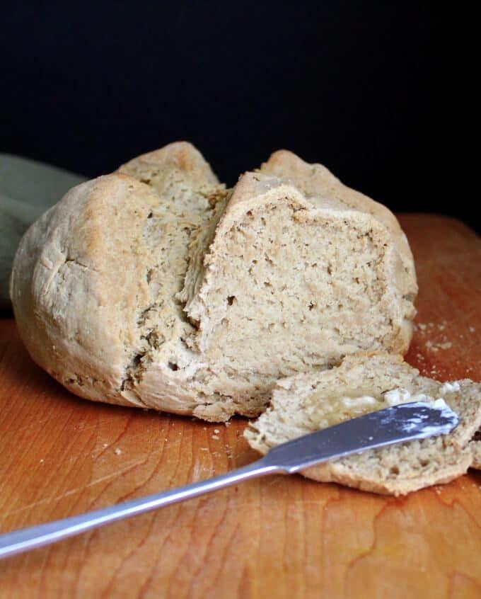Vegan Gluten Free Irish Soda Bread Recipe Gluten Free Irish Soda Bread Irish Soda Bread Soda Bread