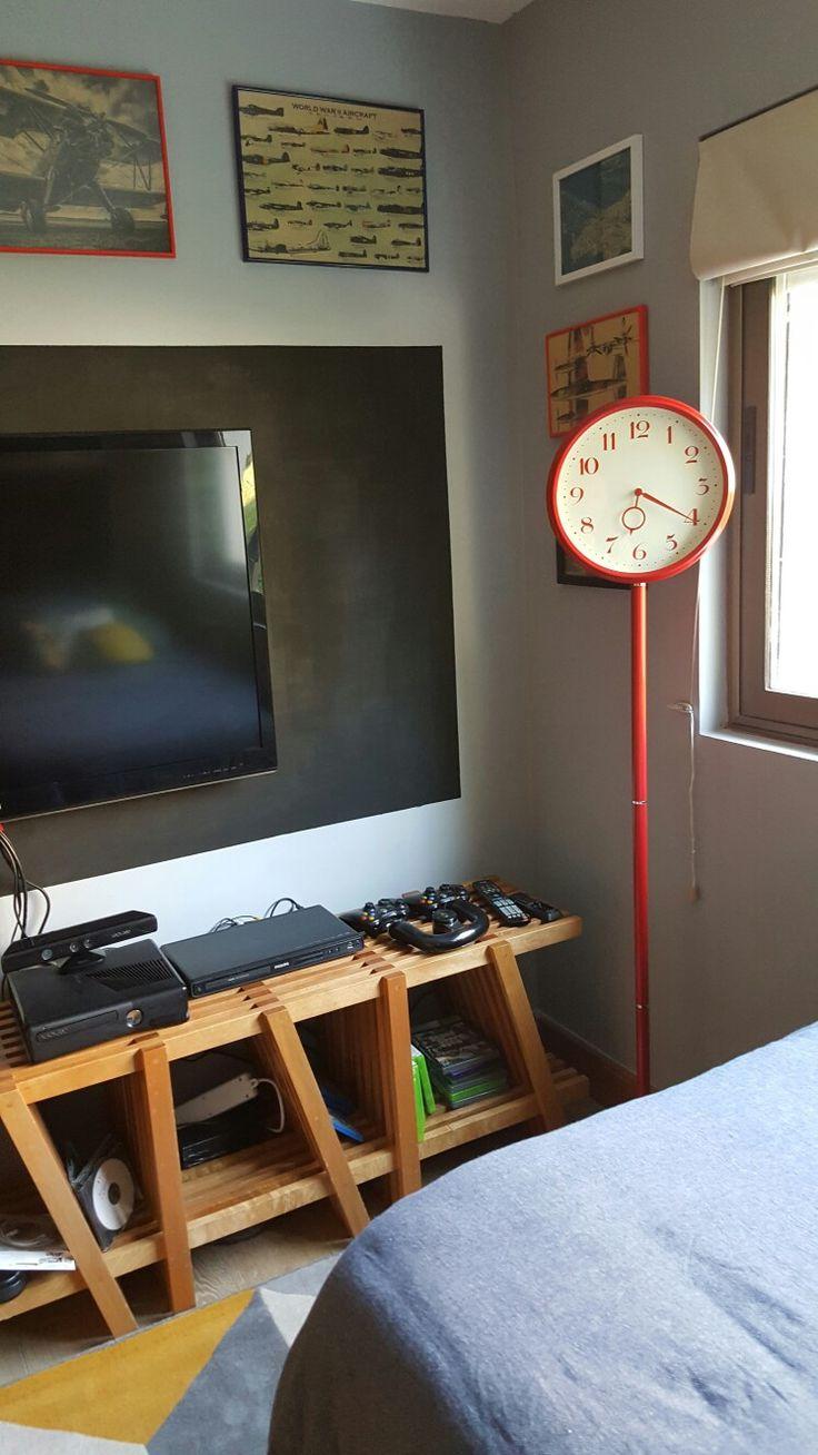 Habitacion niño tv