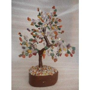 Mixed Crystal Tree Large-020