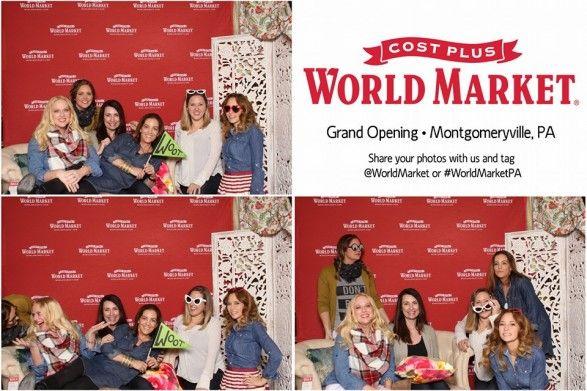 world market store opening