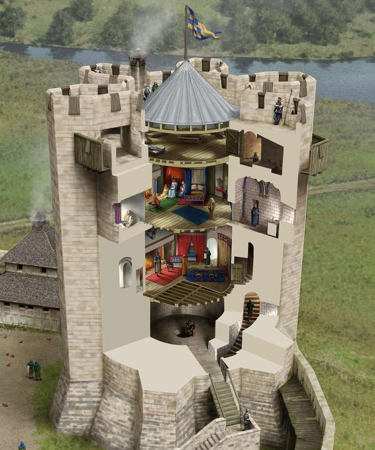 53 Best Building Models And Cutaway Images Images On Pinterest Castles Middle Ages And