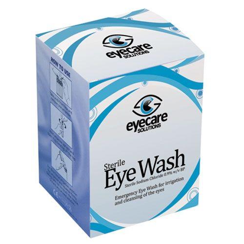 Eye Wash Pods 20ml x5