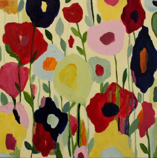 Carrie Schmitt, 'Nora's Garden'