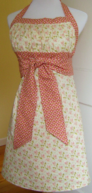 Sweet Emmeline apron