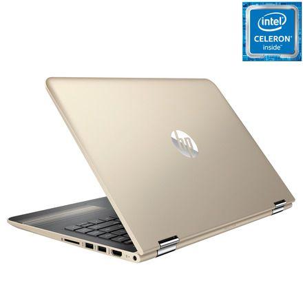Portátil convertible 2 en 1 HP Pavilion x360 11-u004ns Intel Celeron N3060