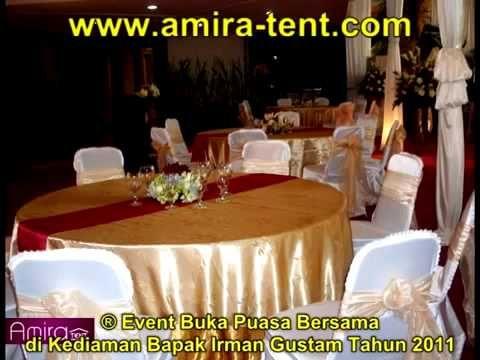 Sewa Tenda Dekorasi VIP, http://amira-tent.com