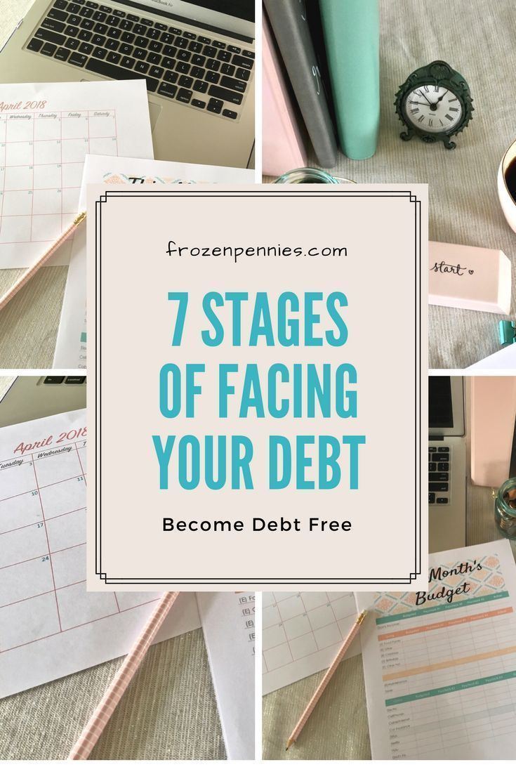 face your debt exploration of a debt free life series money