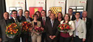 Bonner CDU wählt neuen Kreisvorstand Katzidis mit 91,7 % als Vorsitzender bestätigt