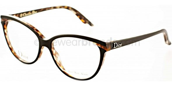 Dior CD3243 MB5 Black/Panther New In : View the latest 2012 Dior Glasses Collection Online from EyewearBrands