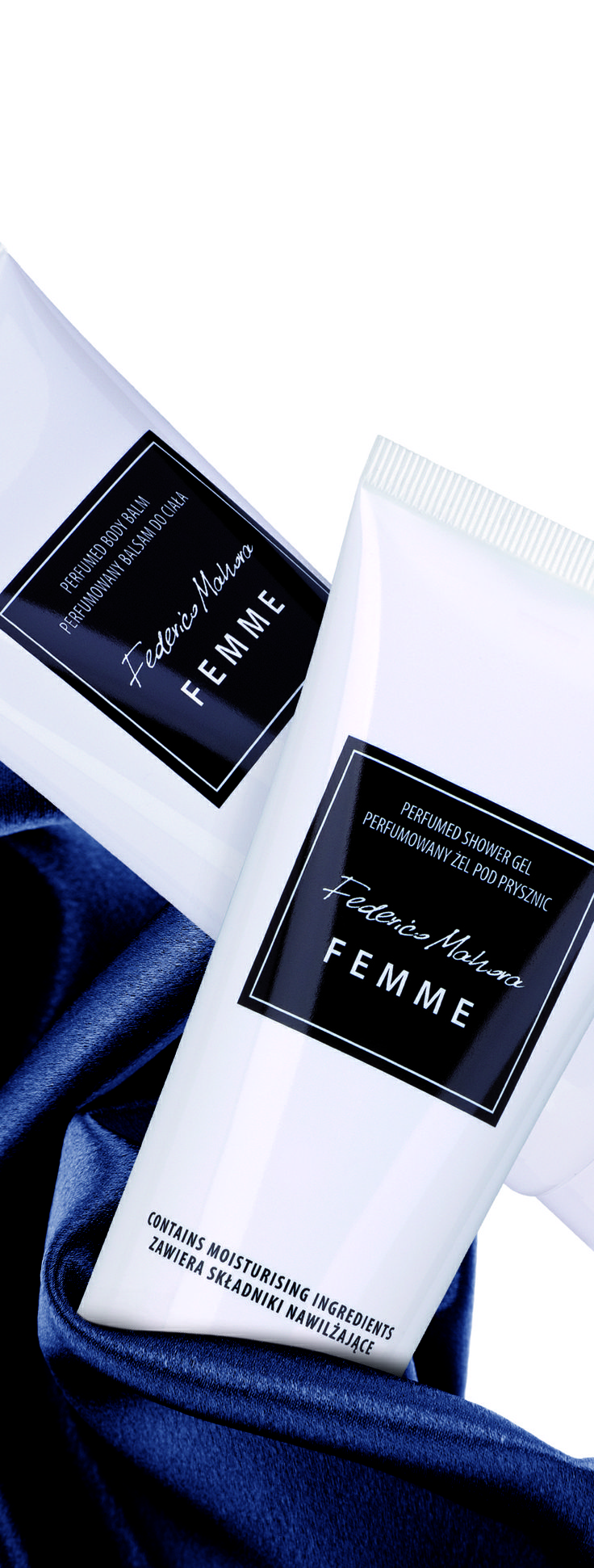 Γυναικεία σειρά περιποίησης σώματος Federico Mahora, καθημερινή απαλότητα με ευχάριστο άρωμα!
