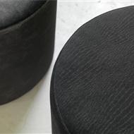 Round velvet stools - Bella