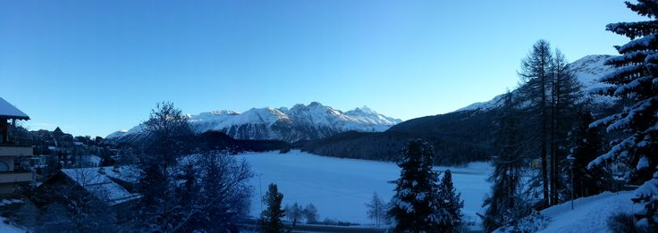 Lake Sankt Moritz
