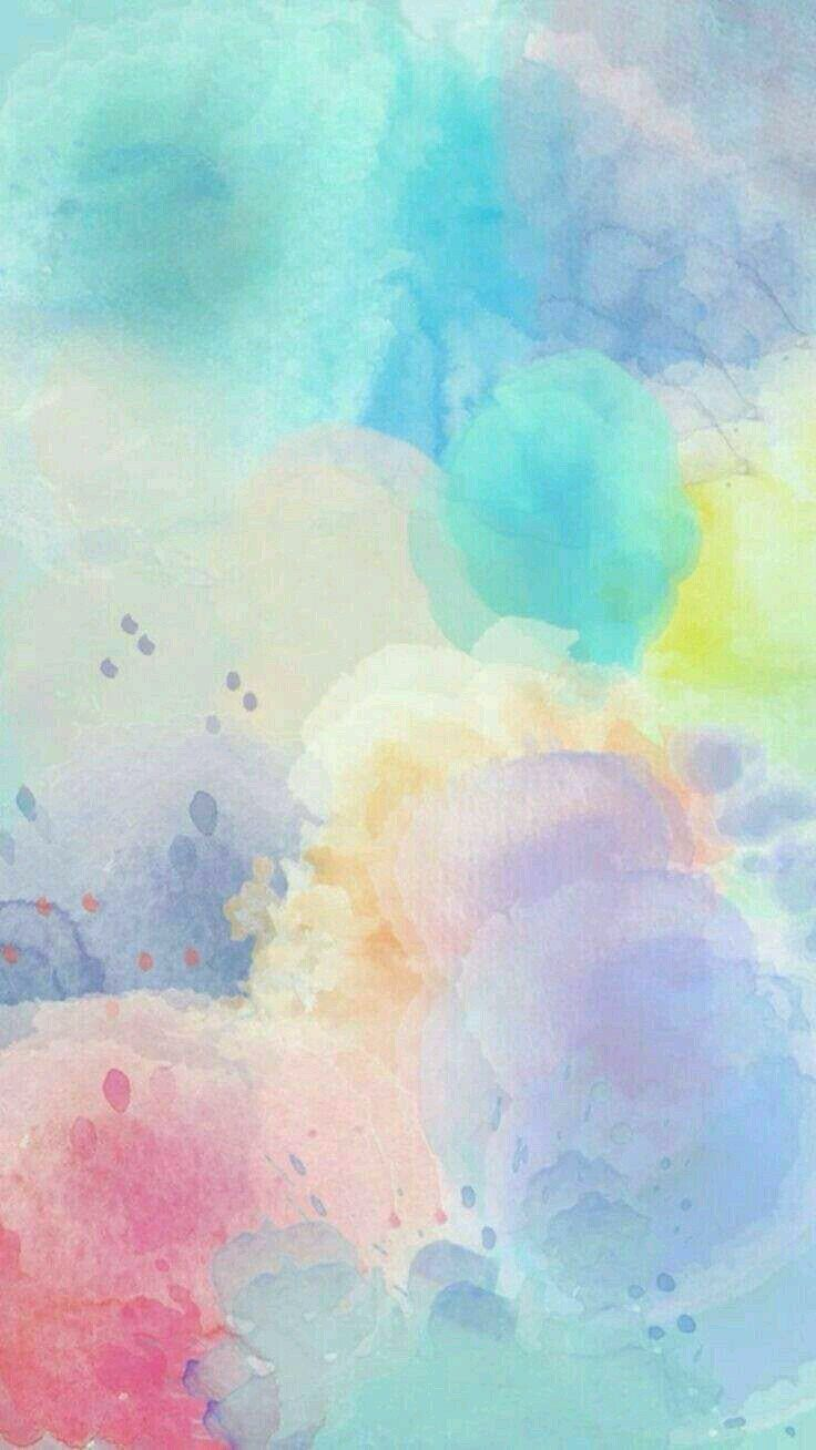 Pin By Nurul Musfira On Wallpaper Backgrounds Watercolor