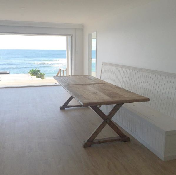 2eight3- Custom Banquette Bench Seat at Blue Bay NSW Central Coast. www.2eight3.com.au