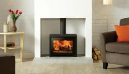 Manufacturer: StovaxNominal output: 5kWFuel type:   woodSmoke control exempt: yesColours and finishes:   black paintN...