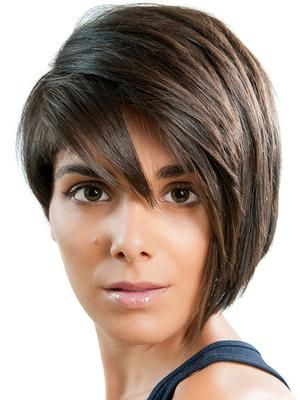 Tagli capelli asimmetrici a caschetto 2013