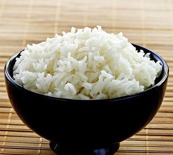 riso bianco al microonde