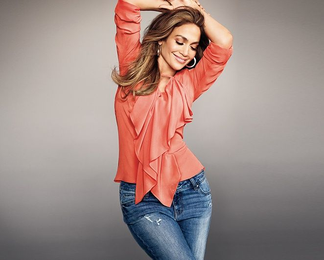 J Lo Clothing Line At Kohls 2014 She Knows What It 39 S Like For A Curvy Girl And Finding Perfect