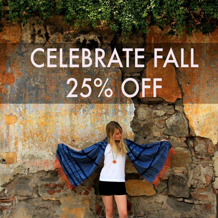 Use code FALLISHERE for 25% off allScarves and Accessories until this Sunday, Sep 25th!  http://kakawdesigns.com/collections/scarvesandaccessories
