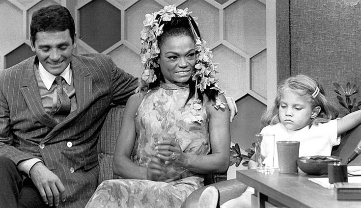 Eartha Kitt's, husband and daughter Kitt McDonald begins to get antsy