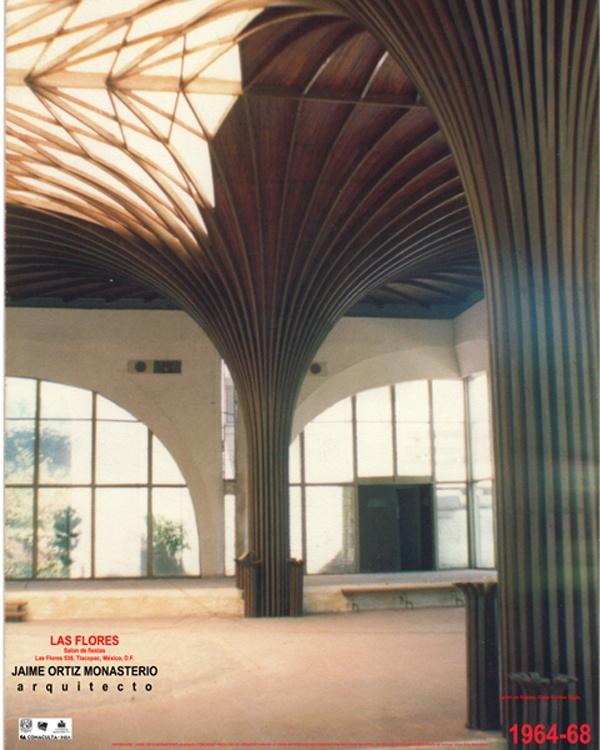 Arq jaime ortiz monasterio casa del arquitecto estructura - Estructura madera laminada ...