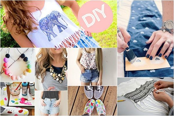 Want to try the tshirt bag 6 Amazing DIY Fashion Hacks Every Woman Should Know