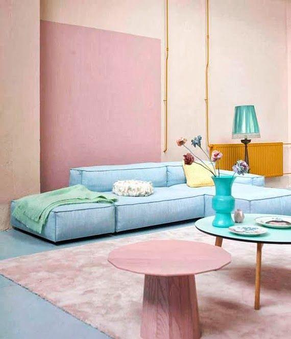 523 best Decor candy color images on Pinterest | Apartments ...