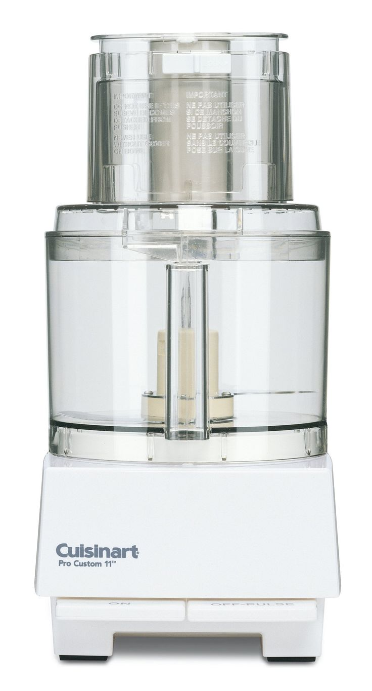 Amazon.com: Cuisinart DLC-8S Pro Custom 11-Cup Food Processor, White: Full Size Food Processors: Kitchen & Dining
