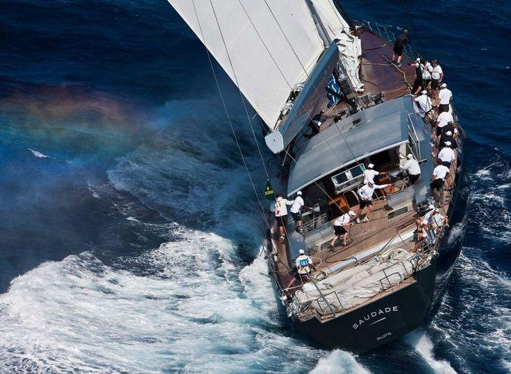 Super segelyachten  Die besten 17 Bilder zu Super Yachts auf Pinterest | Schiffe ...