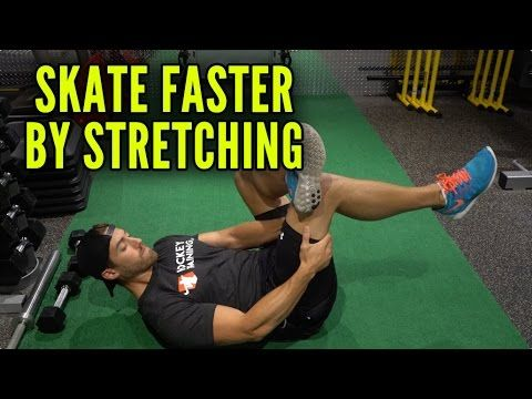 Best Lower Body Exercises For Hockey Players - YouTube
