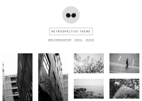 Tumblr Retrospective Teması, Tumblr grid template, Tumblr best Template, Tumblr 2015 template, Tumblr 2015 Temlamarı, Tumblr very nice theme, Tumblr cool