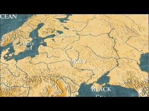 Как создавалась Российская Империя. Крещение Руси-988г.