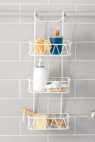 3 Tier Overdoor Shower Caddy From Next