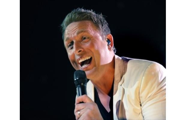 Johnny Reid at Rexall Place