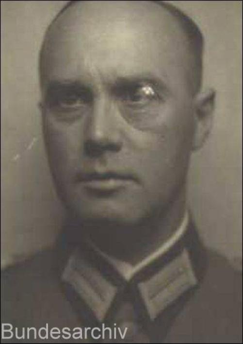 """Bundesarchiv - """"Der General der Eisenbahntruppen auf Dienstreise an der Ostfront"""" Otto Will"""